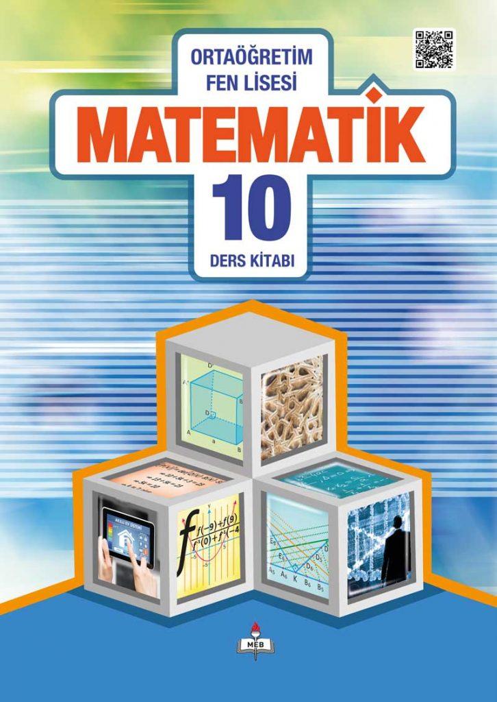 10. Sınıf Fen Lisesi Matematik Ders Kitabı Çözümleri ve Cevapları MEB Yayınları