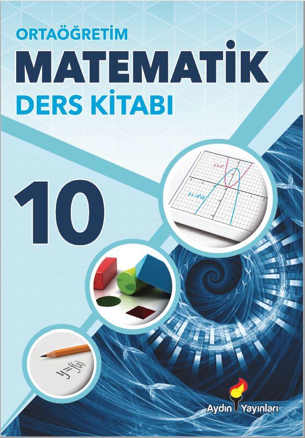 10. Sınıf Matematik Ders Kitabı Çözümleri ve Cevapları Aydın Yayınları