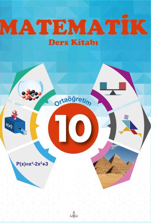 10. Sınıf Matematik Ders Kitabı Çözümleri ve Cevapları MEB Yayınları