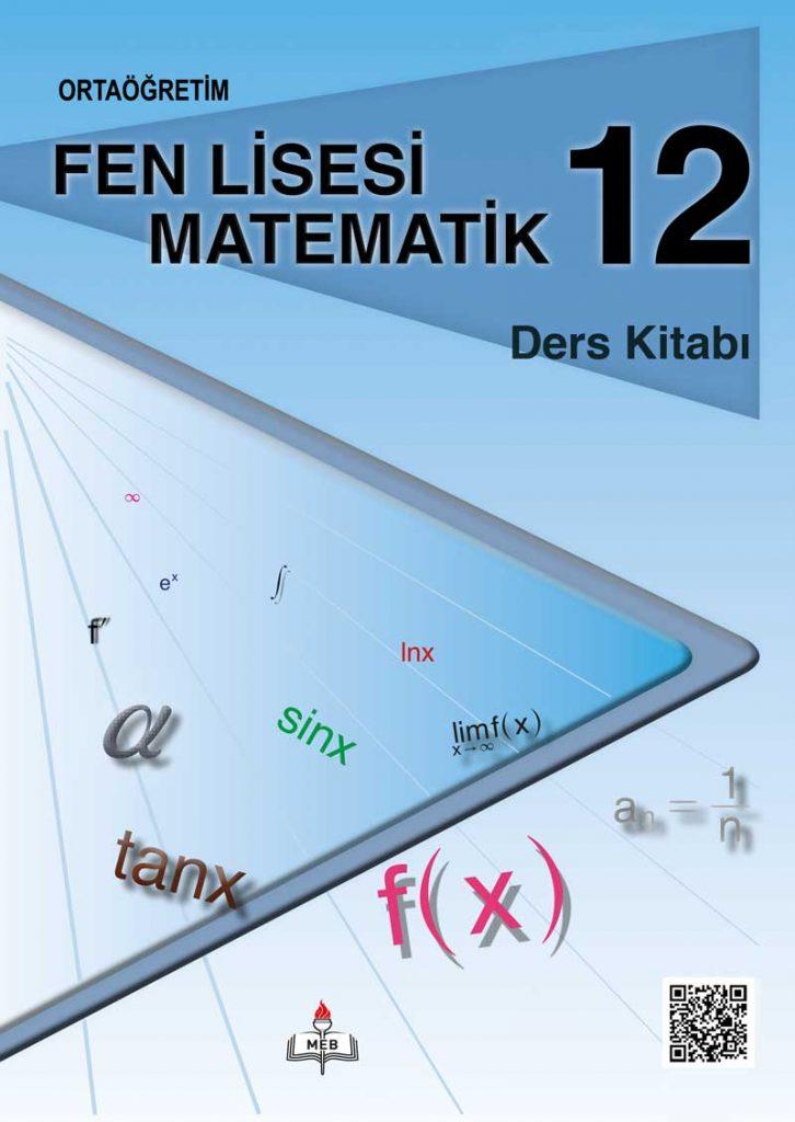 12. Sınıf Fen Lisesi Matematik Ders Kitabı Çözümleri ve Cevapları MEB Yayınları