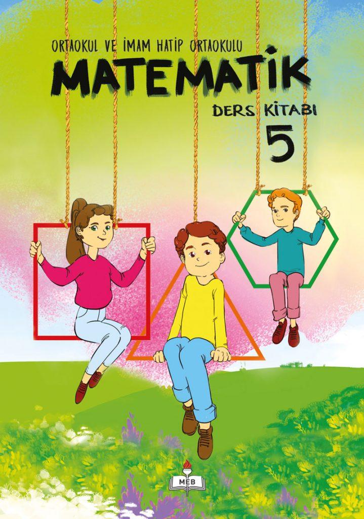 5. Sınıf Matematik Ders Kitabı Çözümleri ve Cevapları MEB Yayınları