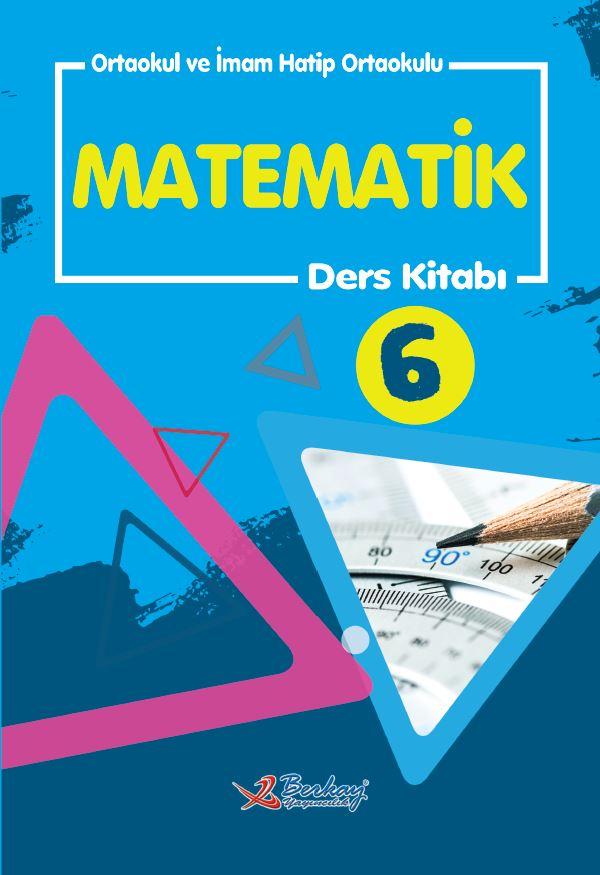 6. Sınıf Matematik Ders Kitabı Çözümleri ve Cevapları Berkay Yayıncılık