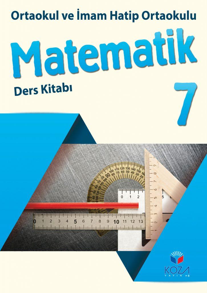 7. Sınıf Matematik Ders Kitabı Çözümleri ve Cevapları Koza Yayınları