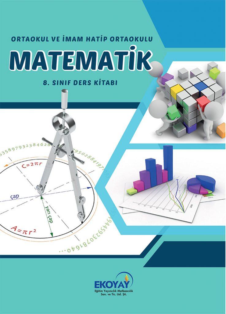 8. Sınıf Matematik Ders Kitabı Çözümleri ve Cevapları Ekoyay Yayınları