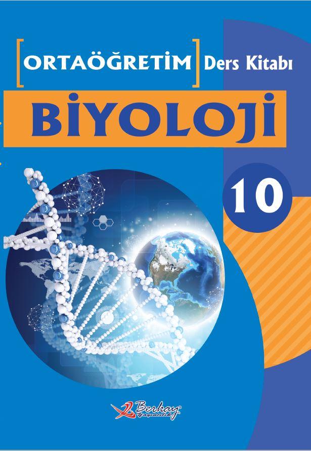 10. Sınıf Biyoloji Ders Kitabı Çözümleri ve Cevapları Berkay Yayınları