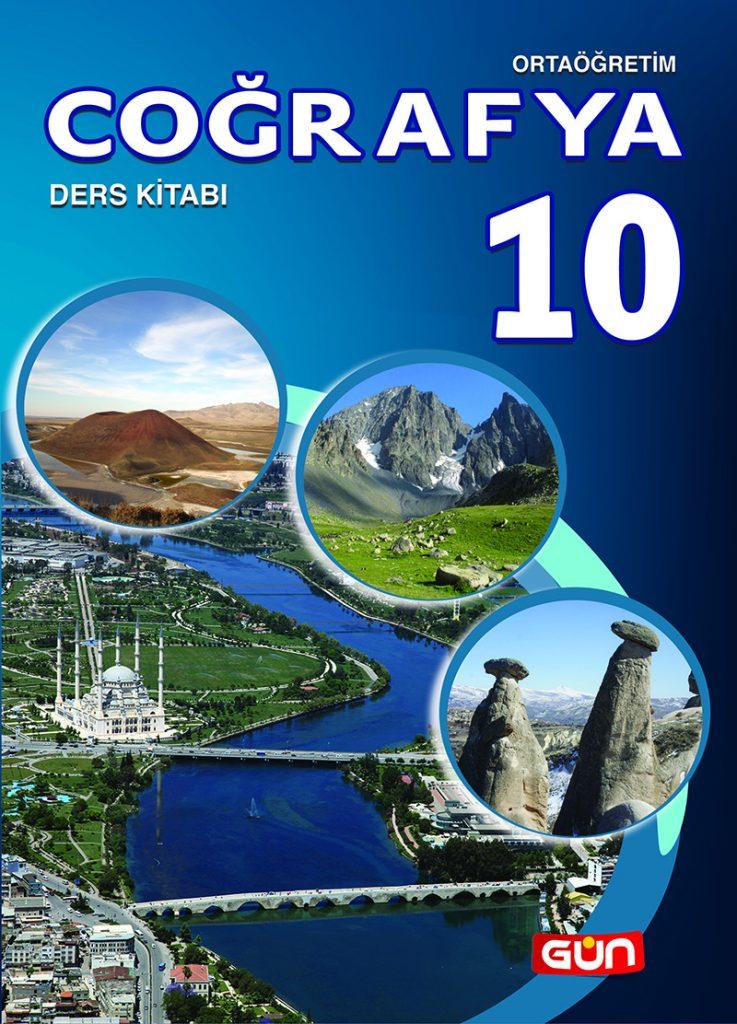10. Sınıf Coğrafya Ders Kitabı Çözümleri ve Cevapları Gün Yayınları