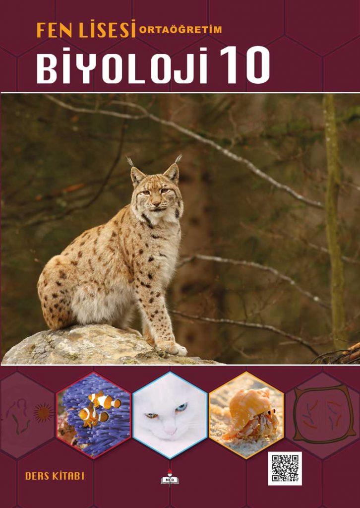 10. Sınıf Fen Lisesi Biyoloji Ders Kitabı Çözümleri ve Cevapları MEB Yayınları