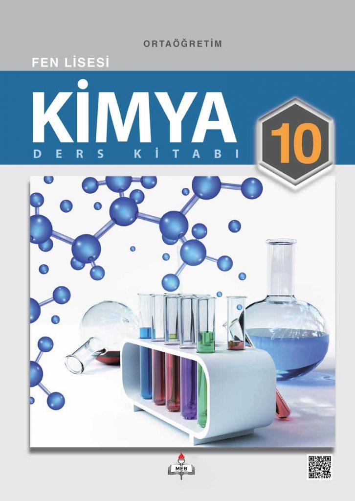 10. Sınıf Fen Lisesi Kimya Ders Kitabı Çözümleri ve Cevapları MEB Yayınları