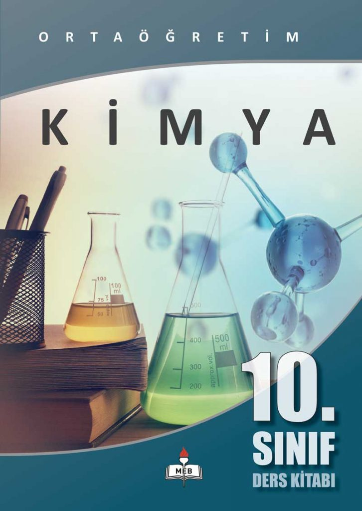 10. Sınıf Kimya Ders Kitabı Çözümleri ve Cevapları MEB Yayınları