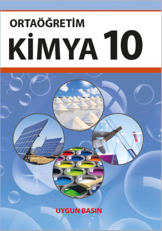 10. Sınıf Kimya Ders Kitabı Çözümleri ve Cevapları Uygun Basın