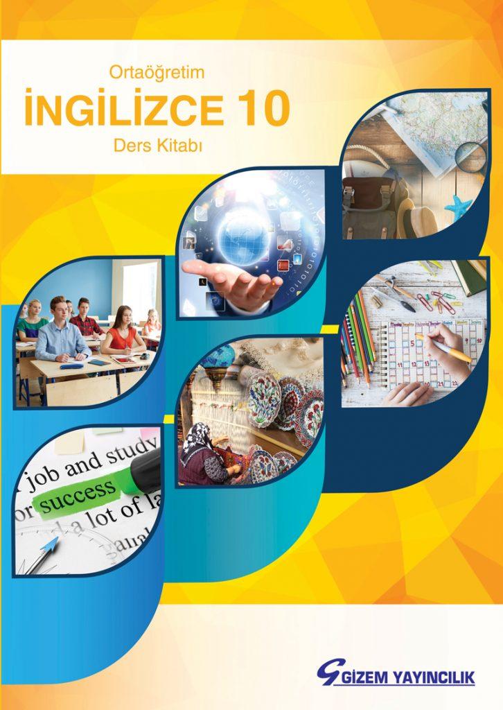 10. Sınıf İngilizce Ders Kitabı Çözümleri ve Cevapları Gizem Yayınları