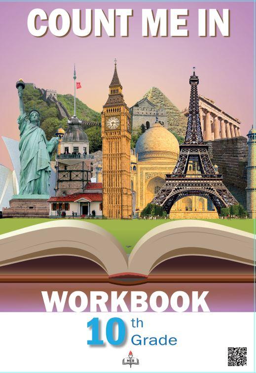 10. Sınıf İngilizce Çalışma Kitabı Çözümleri ve Cevapları MEB Yayınları