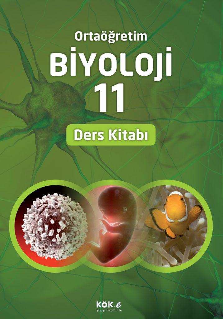 11. Sınıf Biyoloji Ders Kitabı Çözümleri ve Cevapları Kök-e Yayınları