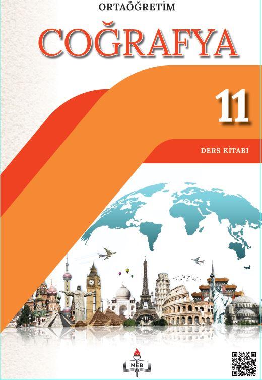 11. Sınıf Coğrafya Ders Kitabı Çözümleri ve Cevapları MEB Yayınları