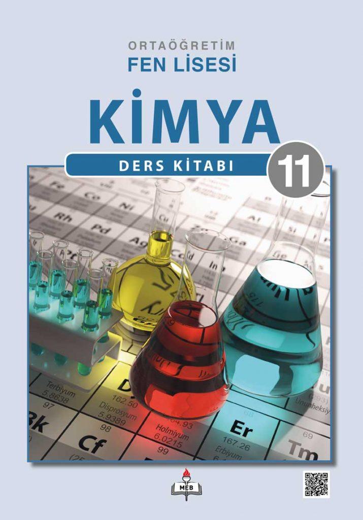 11. Sınıf Fen Lisesi Kimya Ders Kitabı Çözümleri ve Cevapları MEB Yayınları