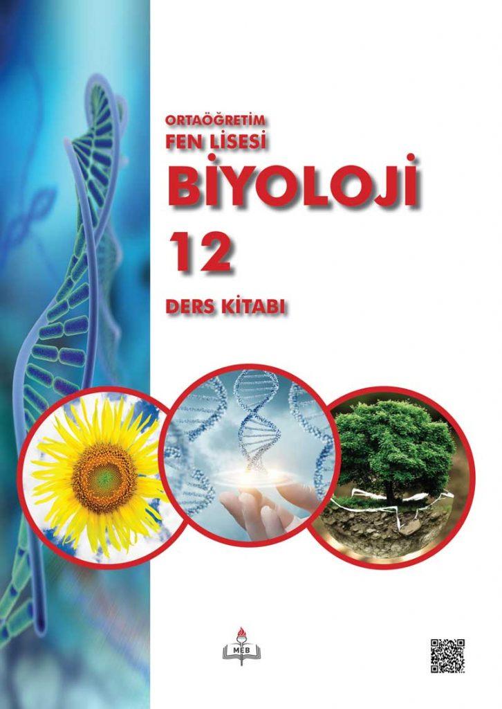 12. Sınıf Fen Lisesi Biyoloji Ders Kitabı Çözümleri ve Cevapları Meb Yayınları