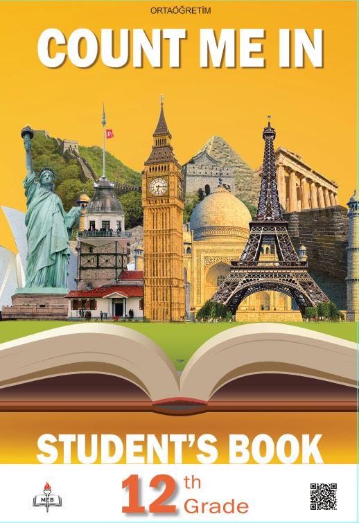 12. Sınıf İngilizce Ders Kitabı Çözümleri ve Cevapları MEB Yayınları
