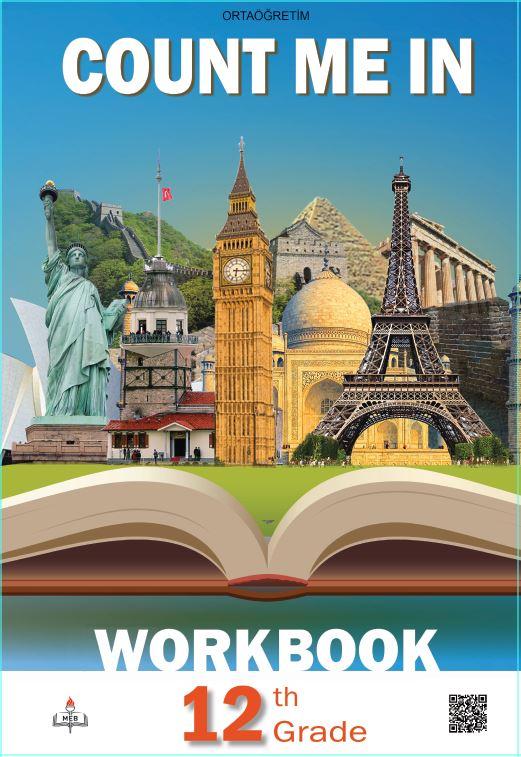 12. Sınıf İngilizce Çalışma Kitabı Çözümleri ve Cevapları MEB Yayınları