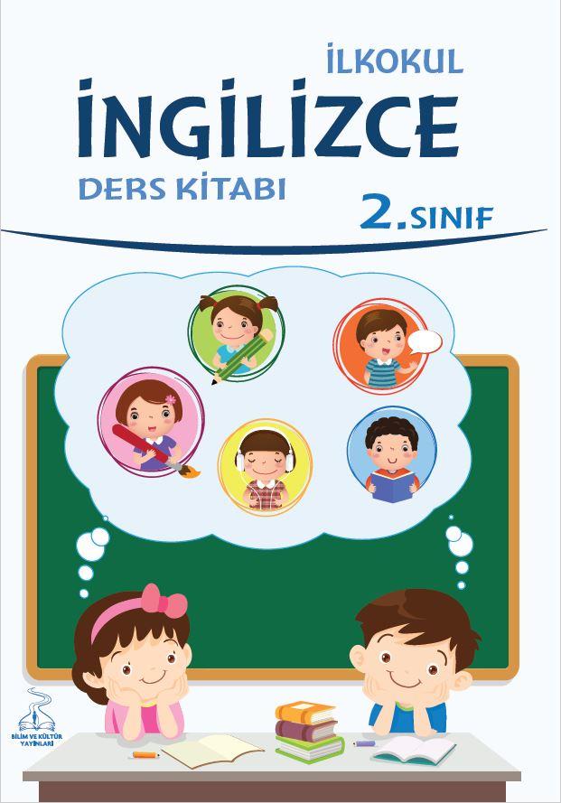 2. Sınıf İngilizce Ders Kitabı Çözümleri ve Cevapları Bilim ve Kültür Yayınları