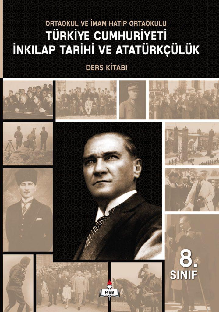 8. Sınıf İnkılap Tarihi Ders Kitabı Çözümleri ve Cevapları MEB Yayınları