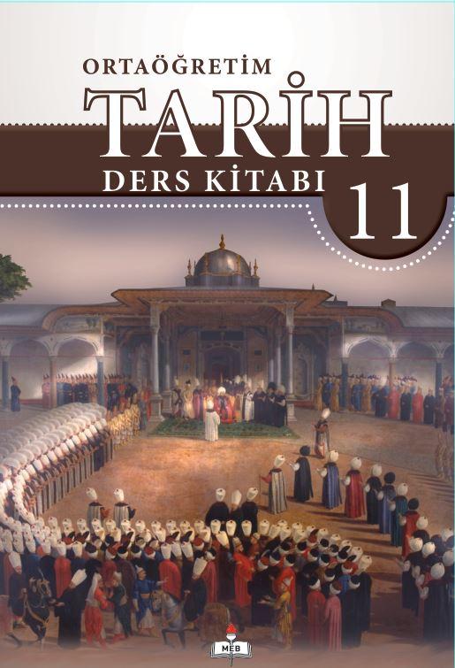 11. Sınıf Tarih Ders Kitabı Çözümleri ve Cevapları MEB Yayınları