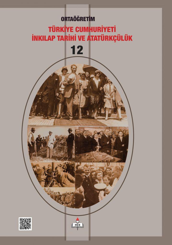 12. Sınıf İnkılap Tarihi Ders Kitabı Çözümleri ve Cevapları MEB Yayınları