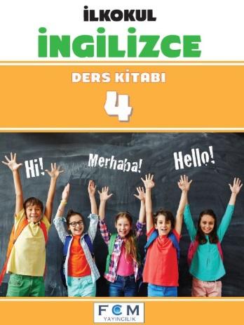 4. Sınıf İngilizce Ders Kitabı Çözümleri ve Cevapları FCM Yayınları