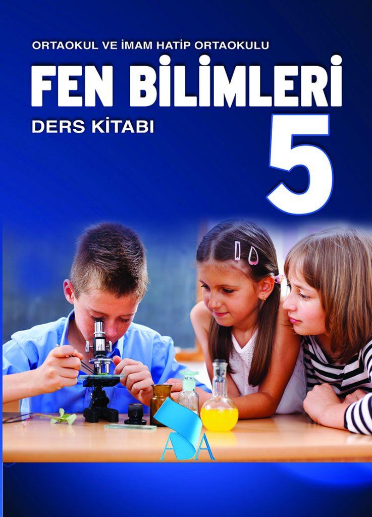 5. Sınıf Fen Bilimleri Ders Kitabı Çözümleri ve Cevapları Ada Yayınları