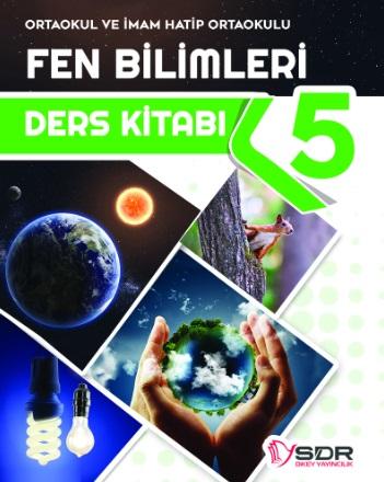 5. Sınıf Fen Bilimleri Ders Kitabı Çözümleri ve Cevapları Sdr Dikey Yayınları