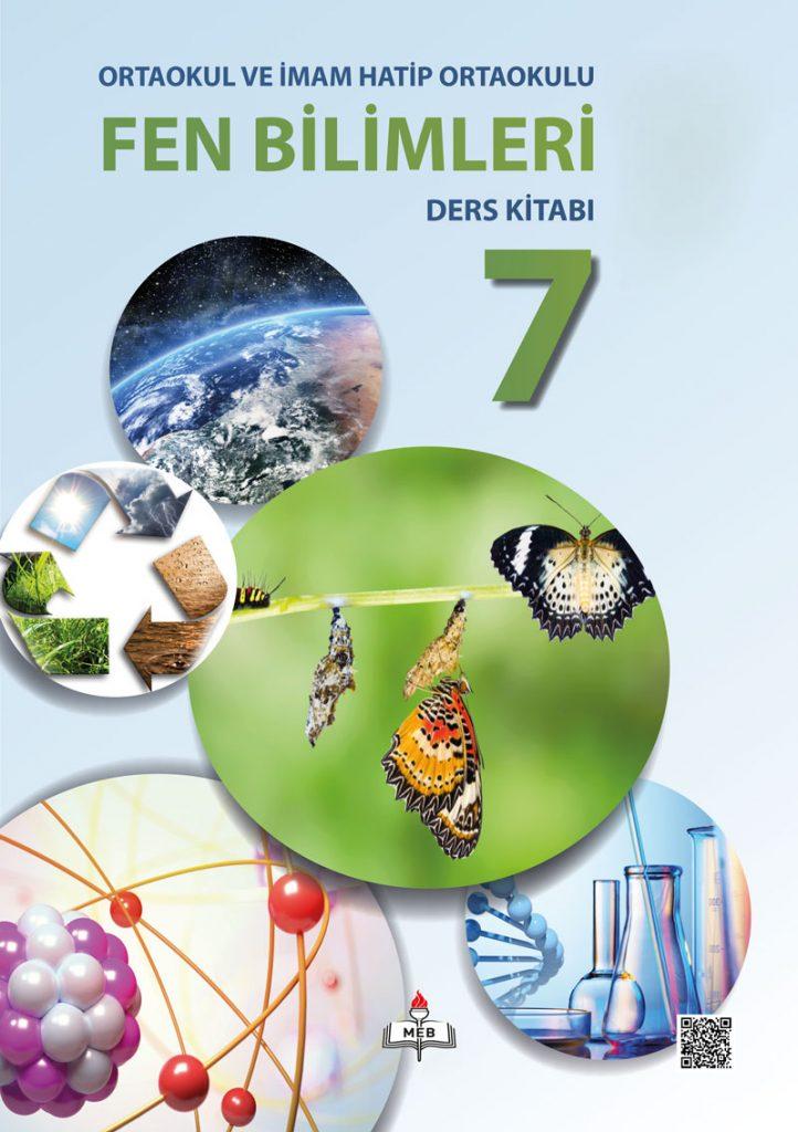 7. Sınıf Fen Bilimleri Ders Kitabı Çözümleri ve Cevapları MEB Yayınları
