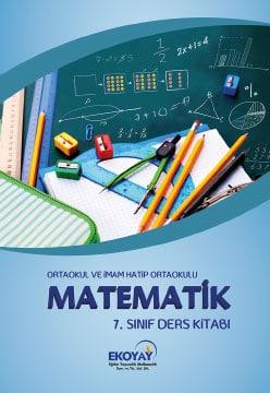 7. Sınıf Matematik Ders Kitabı Çözümleri ve Cevapları Ekoyay Yayınları