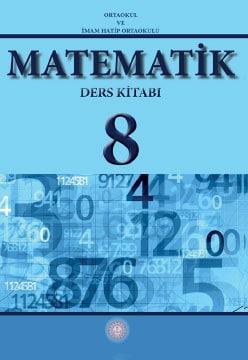 8. Sınıf Matematik Ders Kitabı Çözümleri ve Cevapları MEB Yayınları