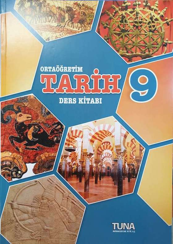 9. Sınıf Tarih Ders Kitabı Çözümleri ve Cevapları Tuna Yayınları